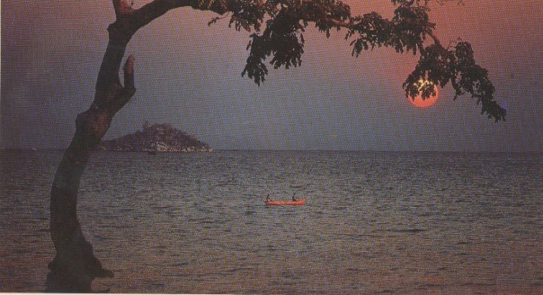 Lake Malawi Sunrise